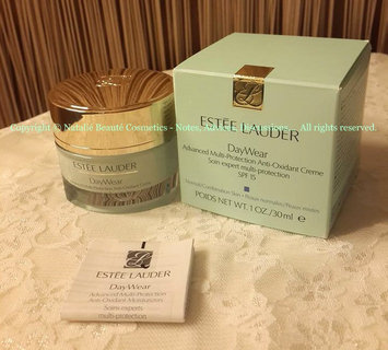 Photo of Estee Lauder DayWear Advanced Multi-Protection Anti-Oxidant Creme Broad Spectrum SPF 15, Normal/Combination uploaded by Natalié B.