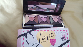 Too Faced Love Palette uploaded by Kiran D.