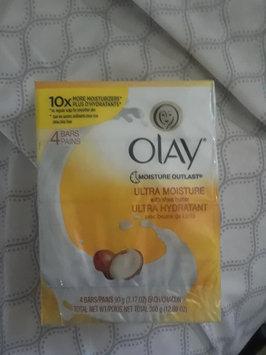 Photo of Olay Outlast Ultra Moisture Shea Butter Beauty Bar uploaded by Melanie L.