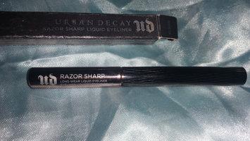 Urban Decay Razor Sharp Water-Resistant Longwear Liquid Eyeliner uploaded by Tara m.