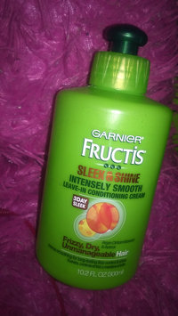 Garnier Fructis Sleek & Shine Leave-In Conditioner, 10.2 oz uploaded by Roseshaly V.