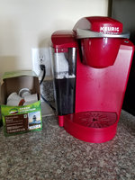 Keurig K55 Brewer Color: Rhubarb uploaded by Stephanie F.