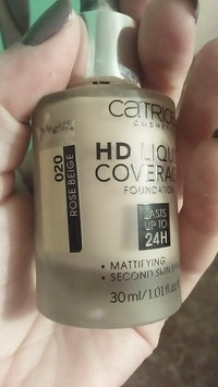 Catrice HD Liquid Coverage Foundation uploaded by Lucija Č.
