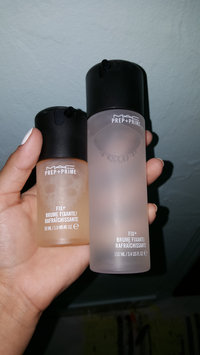 MAC Prep + Prime Fix+ uploaded by Angy m.