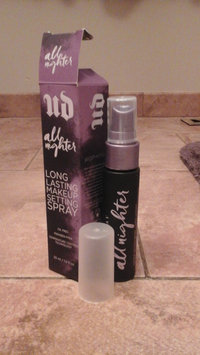 Urban Decay All Nighter Long-Lasting Makeup Setting Spray uploaded by Katey M.