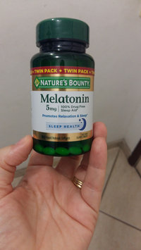 Nature's Bounty Melatonin Super Strength 5mg Sleep Aid Dietary Suppelement Rapid Release Liquid Softgels - 60 CT uploaded by Penelope S.