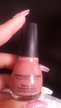 SinfulColors Professional Nail Color uploaded by Brisa T.