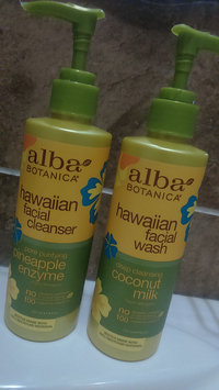 Alba Botanica Hawaiian Facial Wash Deep Cleansing Coconut Milk uploaded by Hadeel K.
