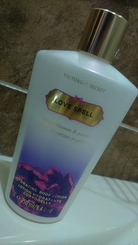 Victoria's Secret Love Spell Body Lotion uploaded by Hadeel K.