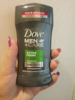 Dove Men+Care Extra Fresh Deodorant Stick uploaded by Kalea W.
