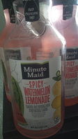 Minute Maid® Spicy Watermelon Lemonade uploaded by Cassandra L.