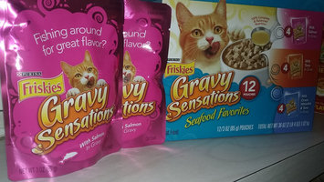 Photo of Friskies  Gravy Sensations Cat Food uploaded by Cheryl C.