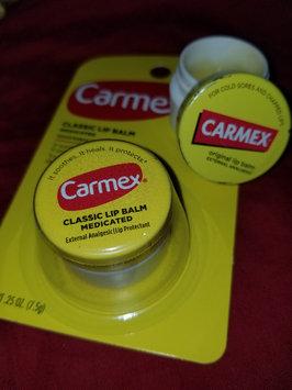 Photo of Carmex® Classic Lip Balm Original Jar uploaded by Carmen C P.
