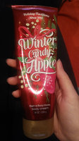 Bath & Body Works Winter Candy Apple Body Cream uploaded by Kaitlyn S.