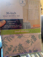Mainstays Sailcloth Curtain Panel, Set of 2 uploaded by Amanda A.
