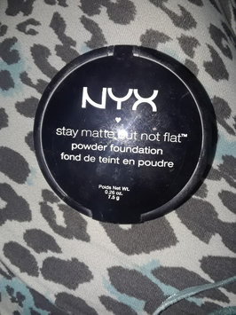 Photo of NYX Stay Matte But Not Flat Powder Foundation uploaded by Sara P.