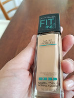 Maybelline Fit Me® Matte + Poreless Foundation uploaded by Chika S.