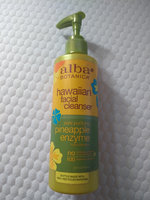 Alba Botanica Hawaiian Facial Cleanser Pore Purifying Pineapple Enzyme uploaded by Amanda O.