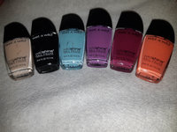 wet n wild WildShine Nail Color uploaded by Chelsea M.
