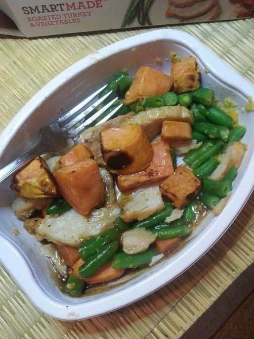 SmartMade™ by Smart Ones® Roasted Turkey & Vegetables uploaded by Ashley S.