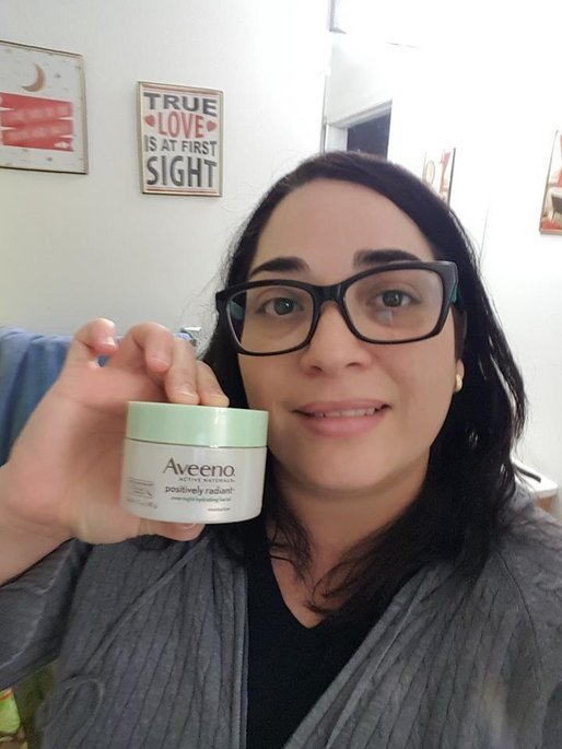 AVEENO® POSITIVELY RADIANT® Intensive Night Cream uploaded by TheNayli22 R.