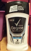 Degree Men Ultra Clear Black + White Antiperspirant Fresh uploaded by Marie L.