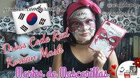 Mediheal Dress Code Mask - Red (Ginseng - Gloss Care) 10pcs uploaded by Marissa A.
