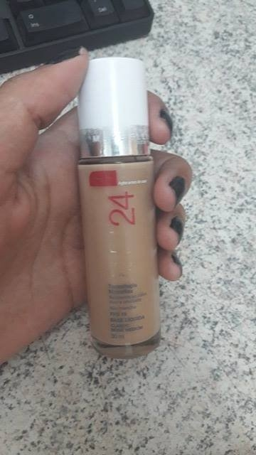 Maybelline Superstay 24 Hour Foundation - 070 Cocoa uploaded by Simone B.