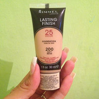 Rimmel  Lasting Finish 25 Hour Foundation uploaded by Rosy D.