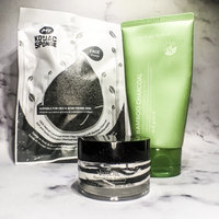 Nature Republic Bamboo Charcoal Nose & T-zone Pack: Toner 33ml + Pack 25ml 33ml + 25ml uploaded by Jackie H.