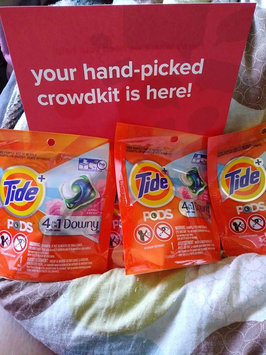 Photo of Tide PODS® Plus Febreze™ Laundry Detergent uploaded by Rebecca B.