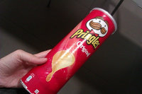 Pringles® Original Potato Crisps uploaded by Janny F.