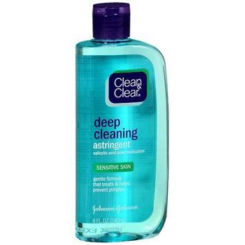 Clean & Clear ESSENTIALS Deep Cleaning Toner For Sensitive Skin uploaded by Ledhys A.