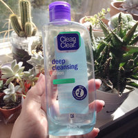 Clean & Clear® Essentials Deep Cleaning Toner For Sensitive Skin uploaded by Shadeen L.