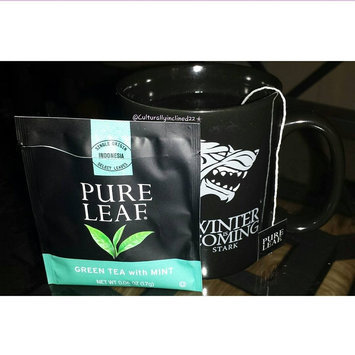 Photo of Pure Leaf Green Tea with Mint in Pyramid Bags 16ct uploaded by Amanda G.