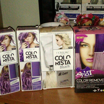 L'Oréal Paris Colorista Semi-Permanent Hair Color for Light Blonde or Bleached Hair uploaded by Mira C.
