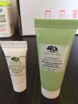 Origins A Perfect World™ Age-Defense Eye Cream with White Tea uploaded by Natalia P.