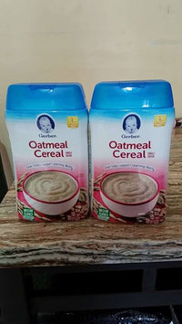Photo of Gerber® Single Grain Baby Cereal | Oatmeal uploaded by Lidia R.
