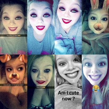 Snapchat, Inc. Snapchat uploaded by Megan C.