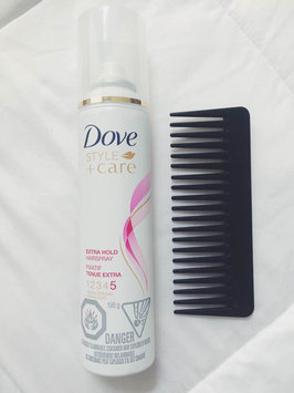 Photo of Dove STYLE+care Hairspray uploaded by Brooke B.