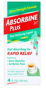 Photo of Absorbine Jr Pain Relieving Liquid Original uploaded by Claire C.