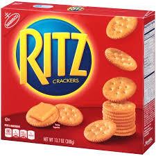 Photo of RITZ Crackers Original uploaded by Chevonne C.
