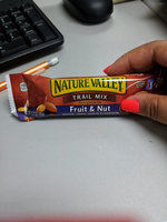 Nature Valley Trail Mix Dark Chocolate Cherry Chewy Granola Bars 6 ct uploaded by Elizabeth C.