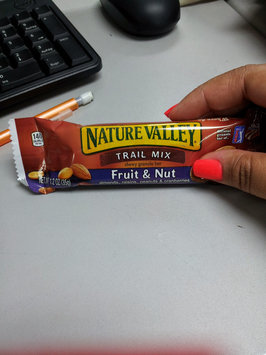 Photo of Nature Valley™ Fruit & Nut Bars Dark Chocolate & Nut uploaded by Elizabeth C.