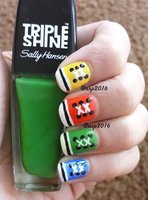 Sally Hansen Nail Color uploaded by Aparna A.