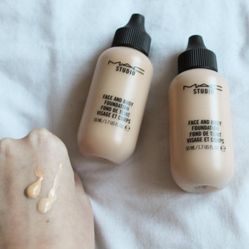 MAC Studio Face and Body Foundation uploaded by Marissa H.