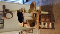 Kitty Mansions Boston Cat Tree - Brown uploaded by Laura L.
