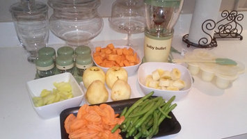 Baby Bullet by Magic Bullet Complete Baby Food Prep System uploaded by Kenya J.
