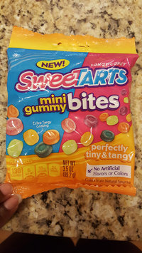 Photo of SWEETARTS Mini Gummy Bites 10 oz Bag uploaded by Jasmine B.