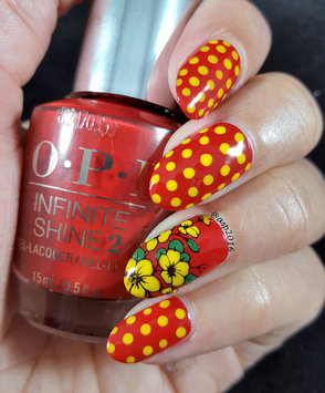 Photo of OPI Breakfast at Tiffany's Infinite Shine 2 Collection uploaded by Aparna A.